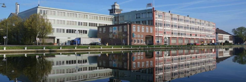 Raymakers velvet factory Helmond