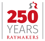 Logo 250 Years raymakers