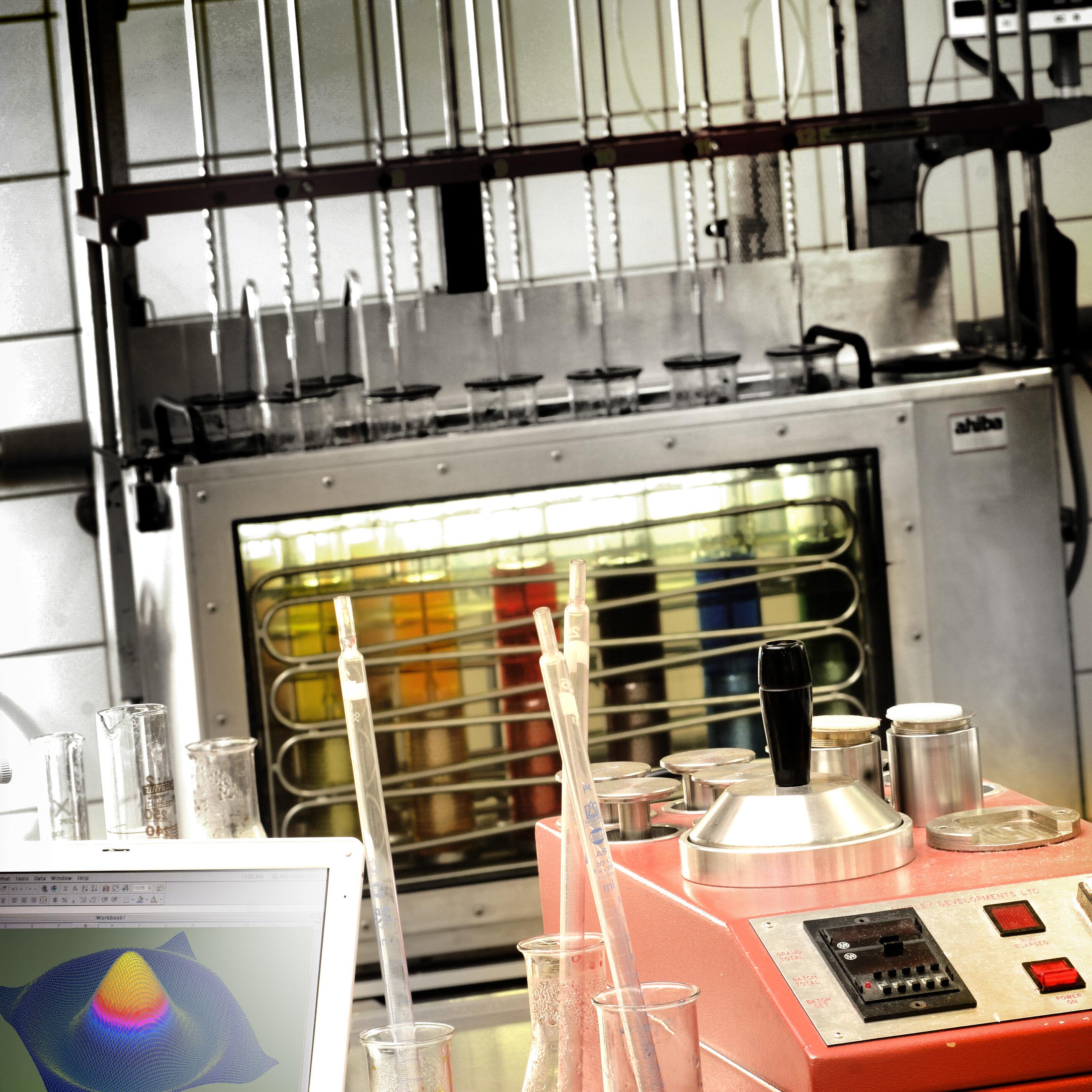 Raymakers laboratorium velvet colours